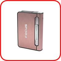 جعبه سیگار فندک دار - فروشگاه اینترنتی فندک مارکت