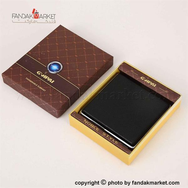جعبه سیگار چرم  - فروشگاه اینترنتی فندک مارکت