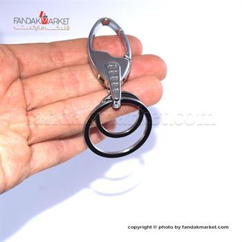 جاکلیدی دو حلقه مدل ساده