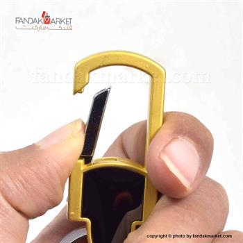 جاکلیدی کادویی دو حلقه مدل تاج
