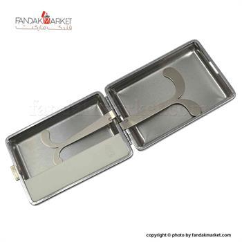 جعبه سیگار فندک دار کوچک طرح پوست مار