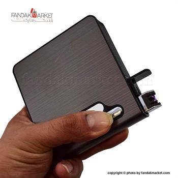 جعبه سیگار فندک دار برقی کپکس ARC