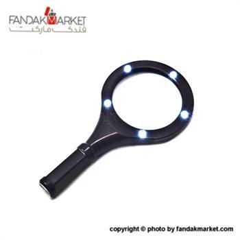 ذره بین دستی چراغدار LED