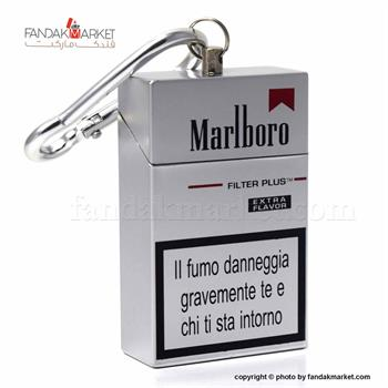 زیر سیگاری کشویی و جاکلیدی دار مارلبورو