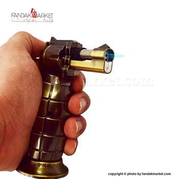 فندک اتمی محافظ دار مدل نارنجک کپکس