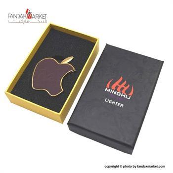 فندک مینگو چرم مدل اپل