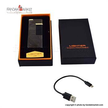 فندک کپکس لمسی مدل ARC چراغ دار
