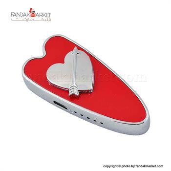 فندک کپکس مدل قلب