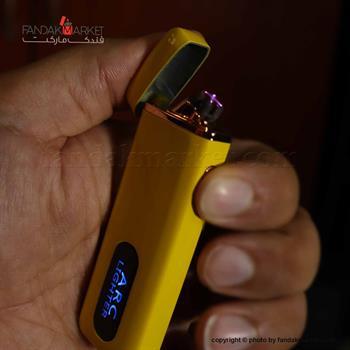 فندک کپکس ال ای دی دار مدل ARC