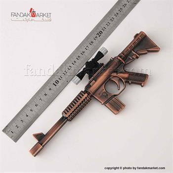 فندک دکوری مدل اسلحه دوربین دار