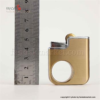 فندک کادویی جیبی مدل انگشتی