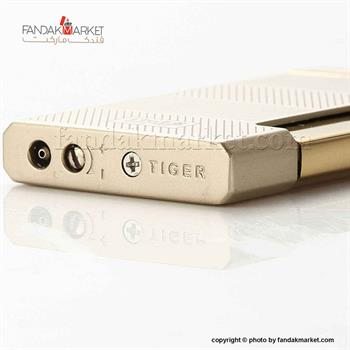 فندک جیبی کلاسیک برند TIGER