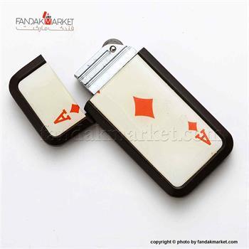فندک کادویی جیبی مدل ورق