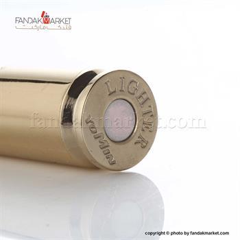 فندک یومین مدل فشنگ لیزر دار کوچک