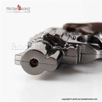 فندک مدل تفنگ هفت تیر کوچک