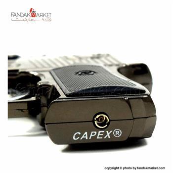 فندک کادویی جیبی کلت لیزر دار CAPEX