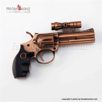 فندک مدل تفنگ هفت تیر دوربین دار