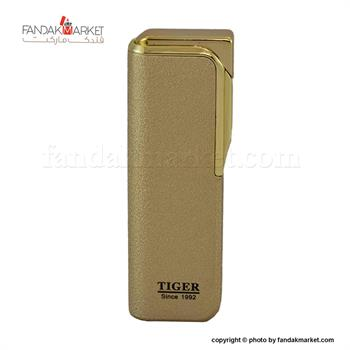 فندک تایگر درب طلایی 2