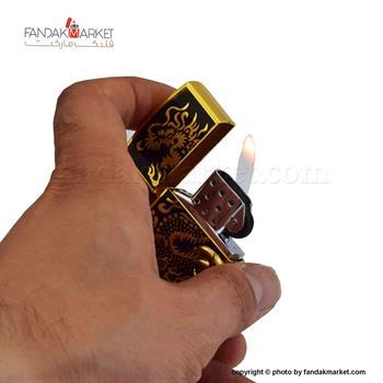 فندک کپکس مدل اژدها