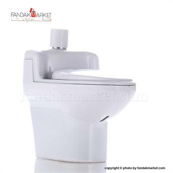 فندک مدل توالت فرنگی کارتونی
