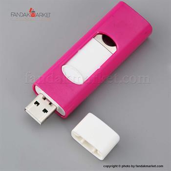 فندک USB کشویی