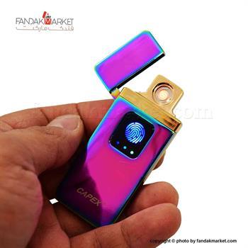 فندک کپکس لمسی مدل اثر انگشتی