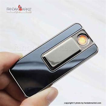 فندک کادویی جعبه دار شارژی USB