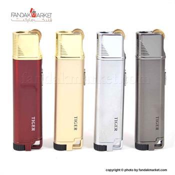 فندک کادویی جیبی براق تایگر