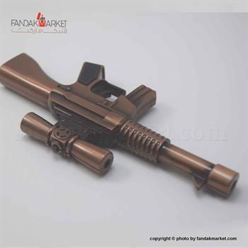 فندک کادویی جیبی مدل اسلحه