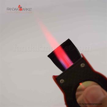 فندک اتمی صنعتی شعله قرمز پرومیس