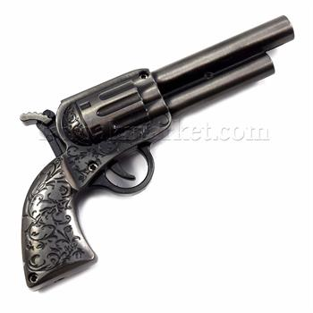 فندک کپکس مدل تفنگ دو لول