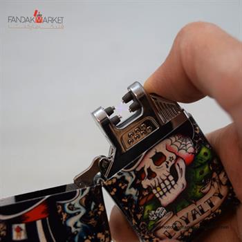 فندک برقی زیپو مدل صاعقه