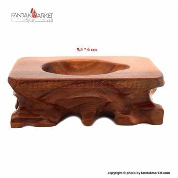 پایه پیپ چوبی طرح آوند