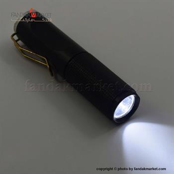 چراغ قوه دستی و آویز LED