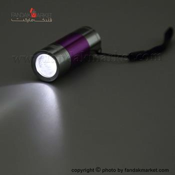 چراغ قوه دستی زوم دار LED