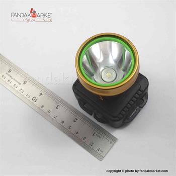 چراغ قوه سربند متحرک با نور سه حالته USB