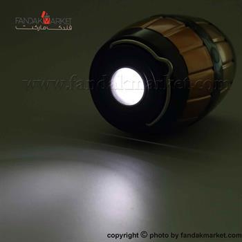 چراغ قوه مدل فانوس فانتزی با نور دو حالته