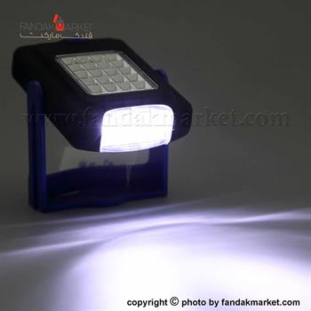 چراغ قوه دستی و پایه دار LED