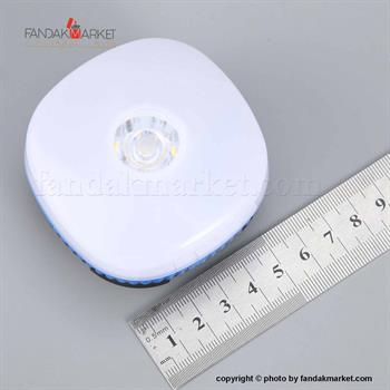 چراغ قوه دستی و سقفی LED دسته متحرک