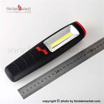 چراغ قوه دستی LED و COB