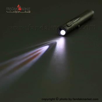 چراغ قوه دستی خودکاری لیزر دار کوچک