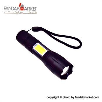 چراغ قوه دستی با شارژر COB