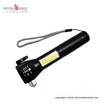 چراغ قوه چندمنظوره USB